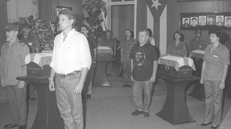 Che Guevara llega a Santa Clara para el reposo eterno (+Video)