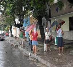 Lluvias en Santiago de Cuba, beneficiosas pero aún insuficientes