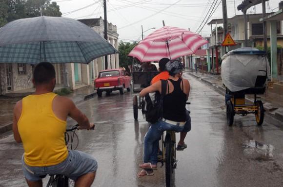 El tiempo en Cuba para el 23 de junio de 2016