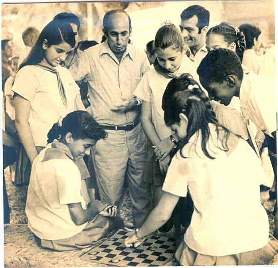 1962: El Fórum Nacional de Higiene y Epidemiología