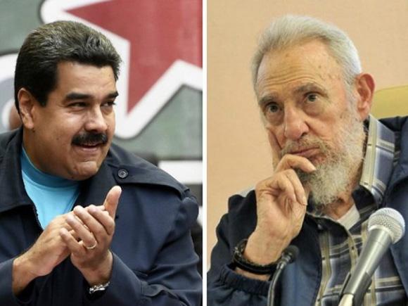 Elogia Nicolás Maduro unión entre Cuba y Venezuela