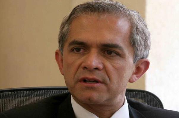 Jefe de gobierno de la capital mexicana de visita en Cuba