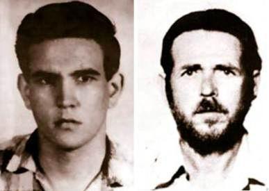 Manuel Ascunce y su alumno Pedro Lantigua