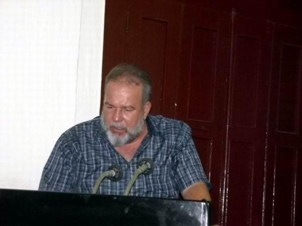 Ministro del Turismo, Manuel Marrero