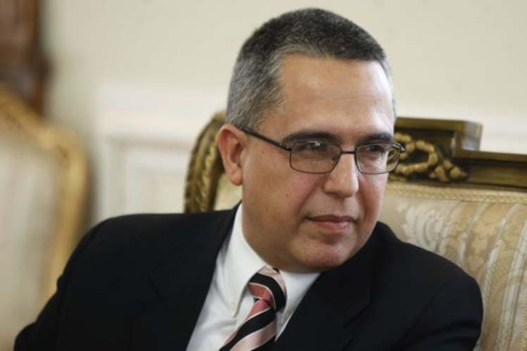 Cuba´s First Deputy FM Visits Lebanon to Strengthen Ties