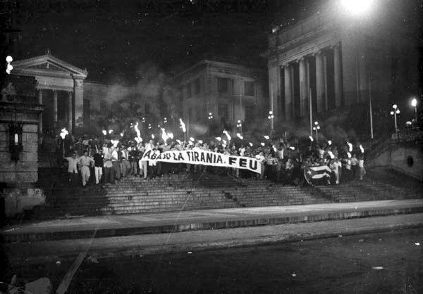 Marcha de las Antorchas en 1953