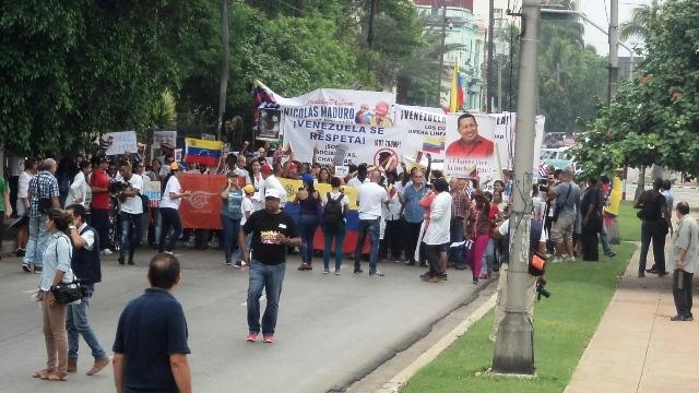 Gobierno cubano condena política de Estados Unidos hacia Venezuela
