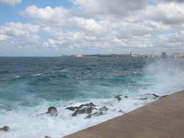 El tiempo en Cuba para el 10 de mayo de 2016