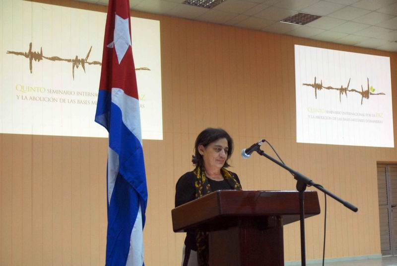 Respaldan devolución a Cuba del territorio ilegalmente ocupado en Guantánamo