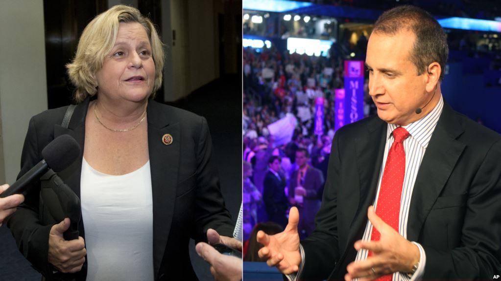 El lobby anticubano en la Cámara de Representantes de los Estados Unidos comandado por Mario Díaz-Balart e Ileana Ros-Lehtinen