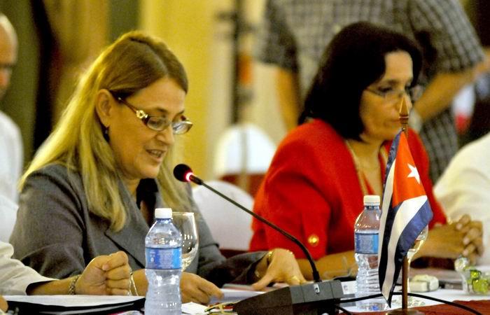 Intercambio entre fiscales de Cuba y Estados Unidos