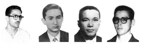 Mártires de Humboldt: 58 años en la memoria
