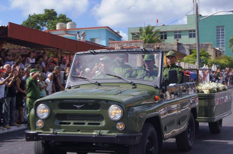Destaca prensa rusa tributo de pueblo cubano a Fidel Castro