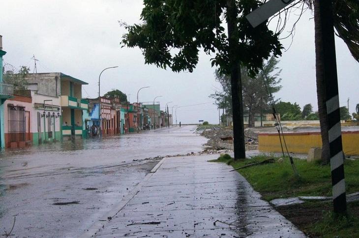 Pérdidas preliminares por más de cien millones de pesos, ocasionó huracán Irma en Matanzas