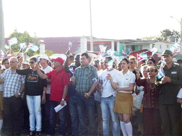 Fidel, otra vez en Camagüey