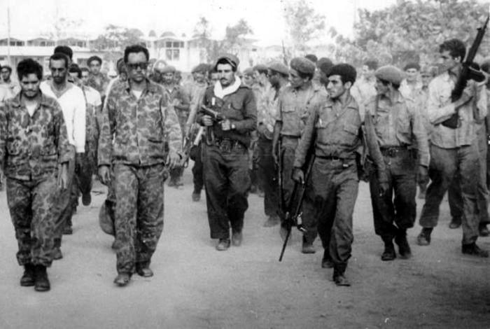 El destino de los prisioneros invasores de Playa Girón. Foto: Archivo