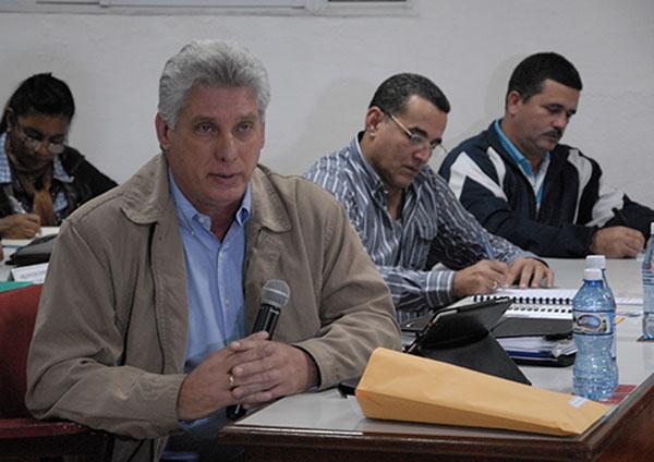 Asiste Díaz-Canel a la Asamblea Provincial del Poder Popular en Villa Clara (+Audio)