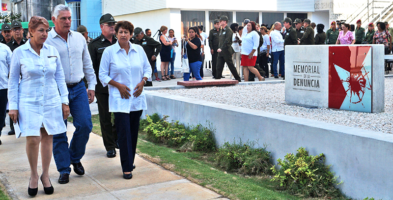 Población ahuachapaneca celebra 91 aniversario de natalicio de Fidel Castro