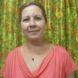 Secretaria General de la Central de Trabajadores de Cuba en la provincia, Minerva García Olivera . Foto: Mireya Ojeda