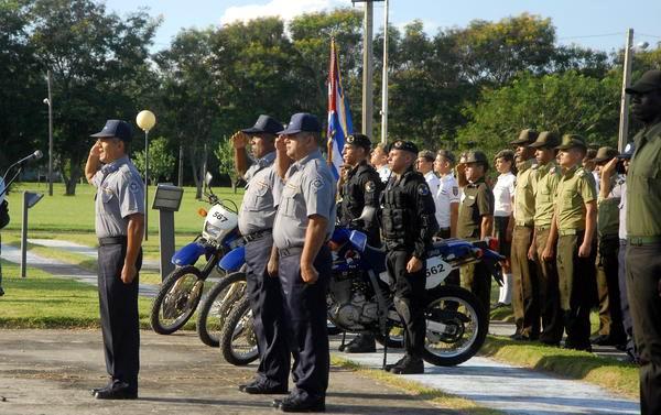 Envían los CDR mensaje de felicitación al Ministerio del Interior