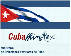 Cuba release statement on its removal from US terrorist list