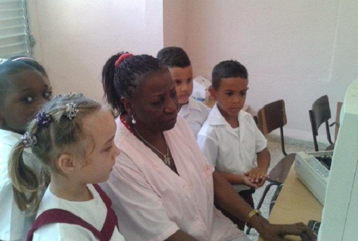 Los círculos infantiles acunan  a la niñez cubana