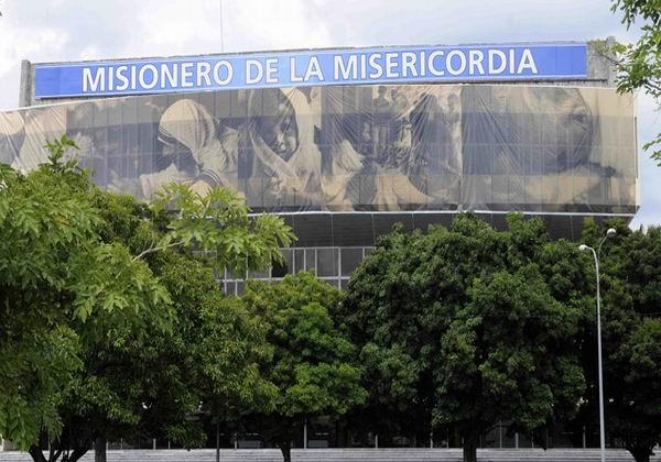 Papa Francisco oficiará su primera misa en Cuba. Foto: Roberto Morejón