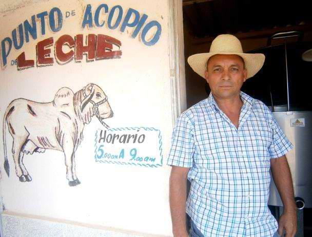En Audio: Modesto y su historia en la cooperativa cienfueguera Antonio Maceo