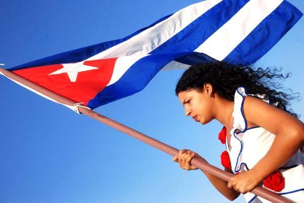 Mujeres cubanas celebran D�a Internacional de los Trabajadores