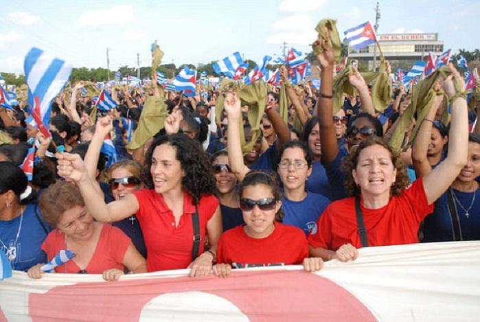 Ratificarán mujeres cubanas unidad en desfiles por el Primero de Mayo