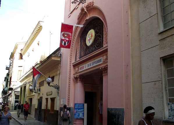 Museo 28 de Septiembre, en homenaje a los CDR