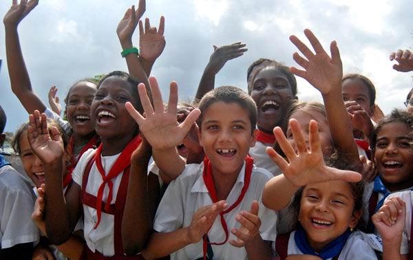UNICEF reconoce labor de Cuba en garantía de derechos a los niños