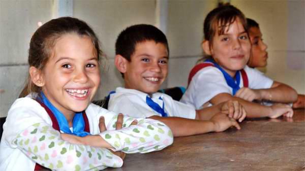 Cuba en la protección de los derechos del niño