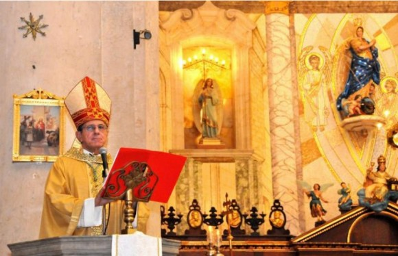New Havana�s Archbishops takes office