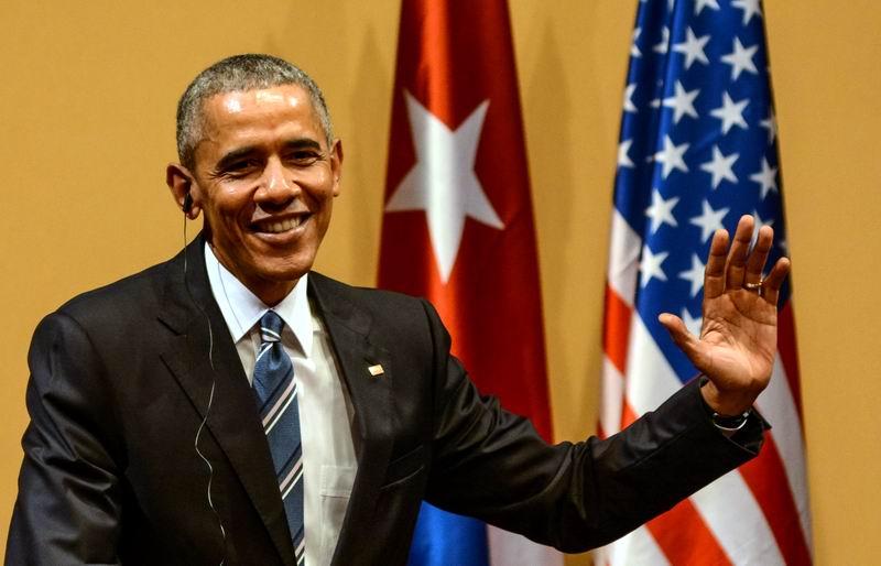 Barack Obama, presidente de los Estados Unidos de América. Foto: Marcelino Vázquez