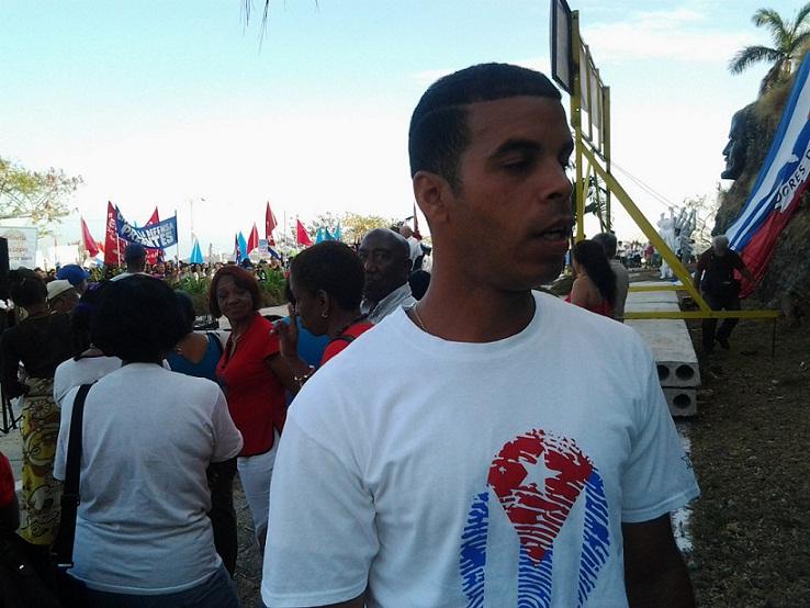 Realiza La Habana acto provincial por el Primero de Mayo