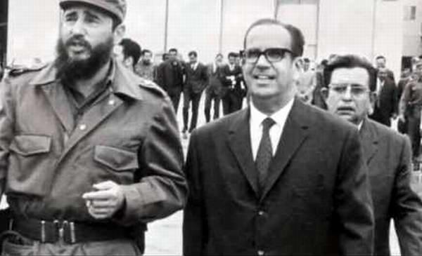 Osvaldo Dorticós: Cada minuto crece la fisonomía internacional de la revolución cubana (+Audio)