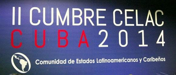 II Cumbre de la Celac en La Habana