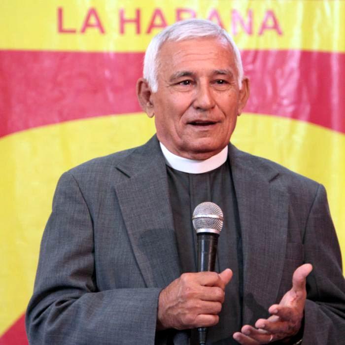 Coordinador de la Plataforma Interreligiosa Cubana Pablo Odén Marichal Rodríguez. Foto: Foto: Yaimí Ravelo