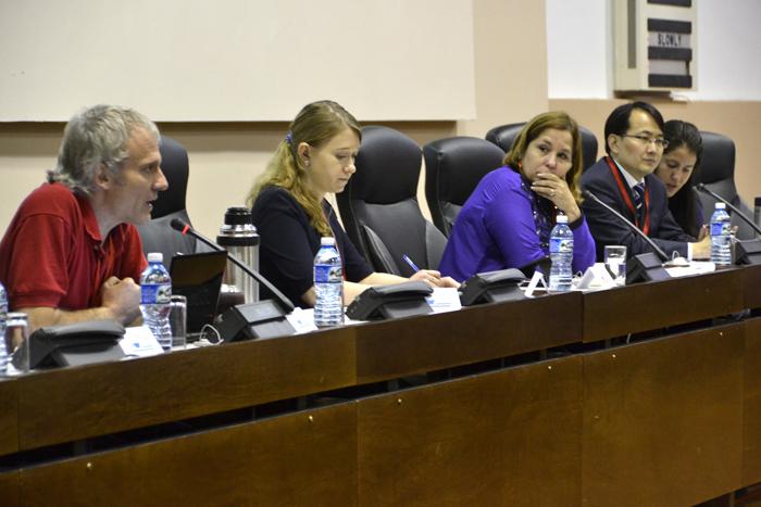 Debaten en La Habana sobre ciberseguridad (+ Audio y fotos)