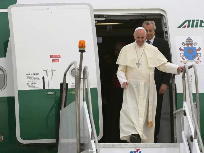 Destacan agencias de prensa internacionales llegada del Papa Francisco a Cuba