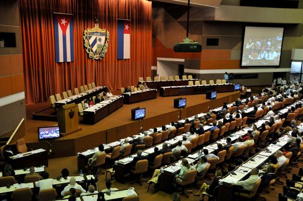 Cuban Parliament to hold Extraordinary Session