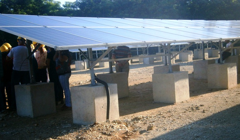 Cuba shows advances in use of renewable energy