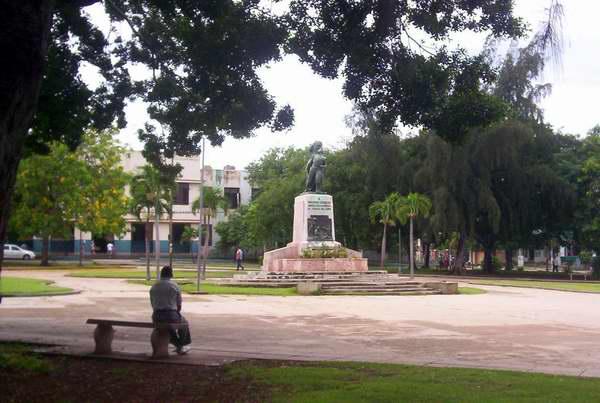 Parque Mariana Grajales en el municipio Plaza de la Revolución, La Habana, Cuba. Foto: Abel Rojas.