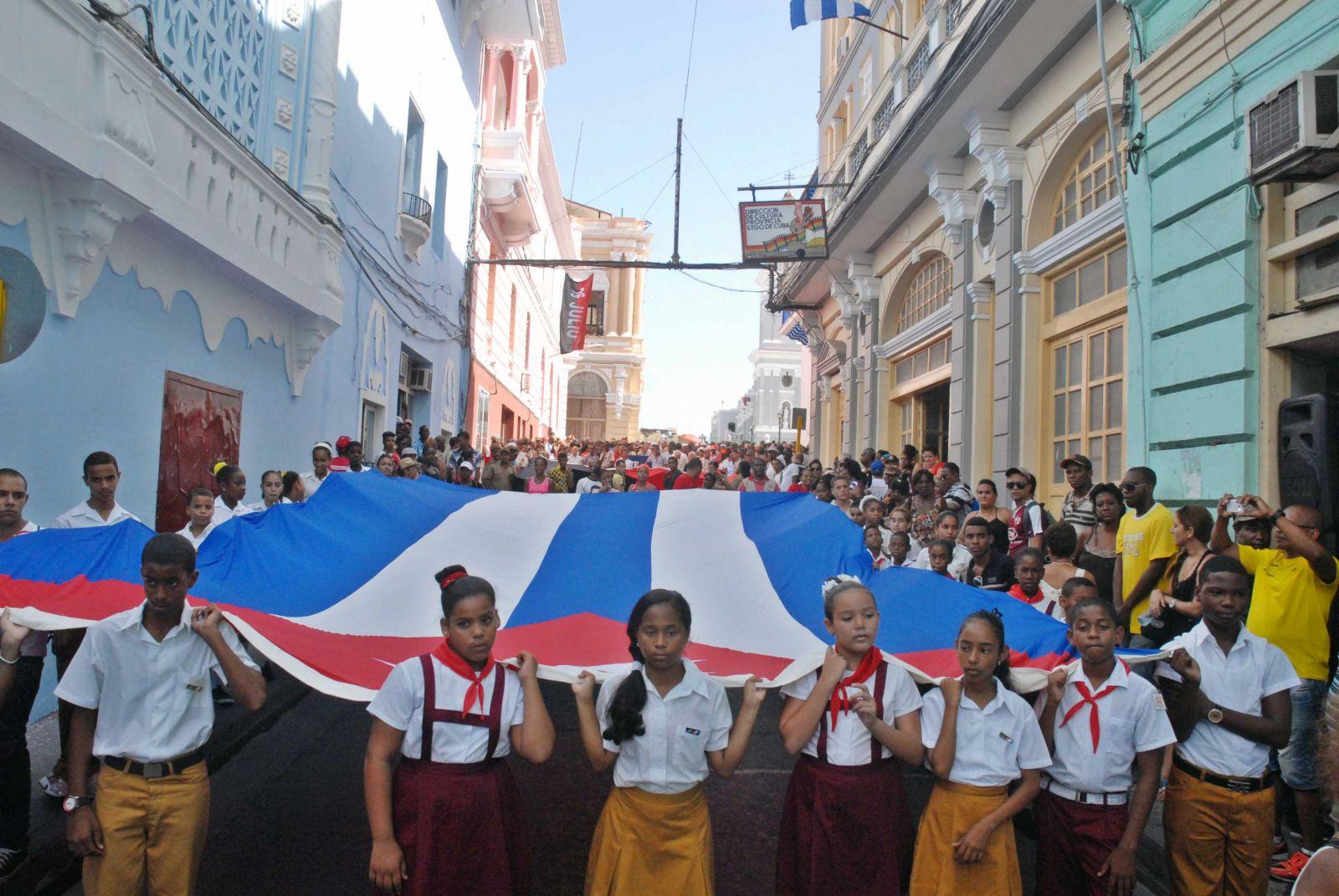 Día sagrado para la historia de la Patria (+Audio)