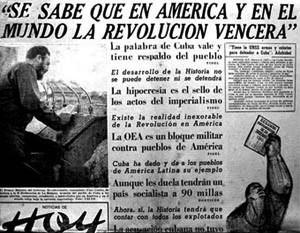II Declaración de La Habana…auténtica reafirmación de principios