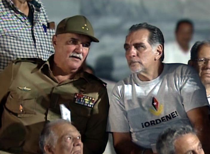 Homenaje póstumo a Fidel Castro en la Plaza de la Revolución