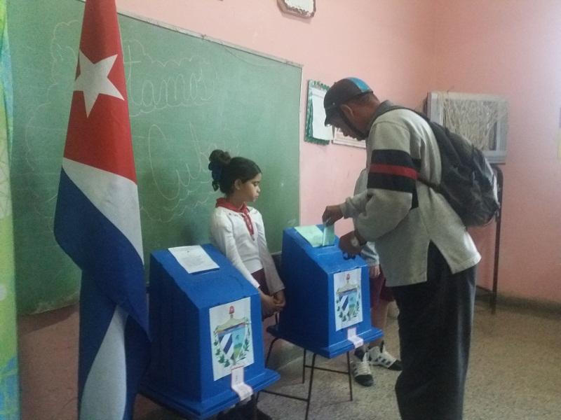 Votar por Cuba, para seguir siendo Princesa