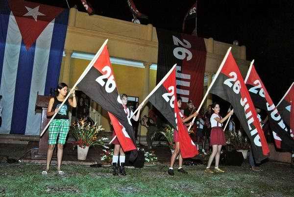 Rememorarán Pioneros en Granma acciones del 26 de Julio