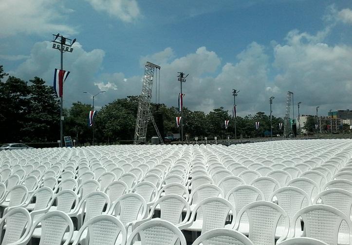 Plaza pinareña acogerá acto por el Día de la Rebeldía Nacional